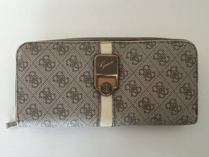 Guess Wallet multicolored leather