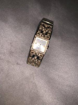Guess Reloj con pulsera metálica color oro