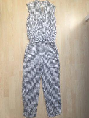 Guido Maria Kretschmer für ebay Jumpsuit black-white silk