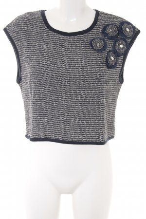Guido Maria Kretschmer Knitted Top multicolored elegant