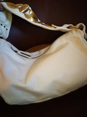 Giuseppe Zanotti Carry Bag white leather