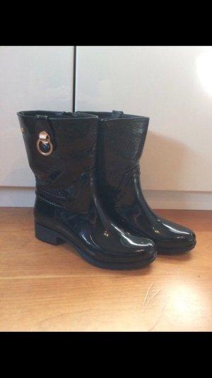Cuplé Wellington laarzen zwart