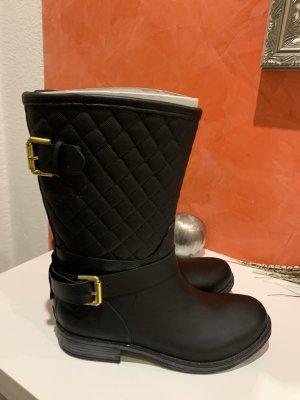 Colors of California Wellington laarzen zwart