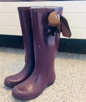 Noa Noa Wellington laarzen paars