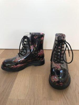 Botas de agua multicolor