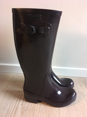 Aigle Wellies blackberry-red