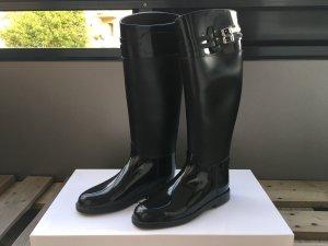 Gino Rossi Botas de agua negro