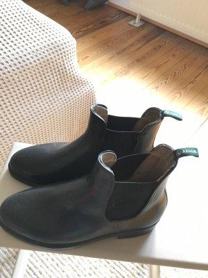 Aigle Chelsea Boot noir