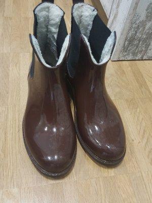Rieker Wellington laarzen bordeaux-roodbruin