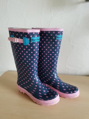 Wellies lilac