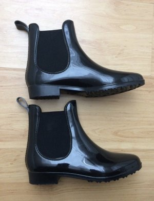 Blue Motion Chelsea Boots black