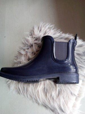 Tchibo / TCM Wellington laarzen donkerblauw