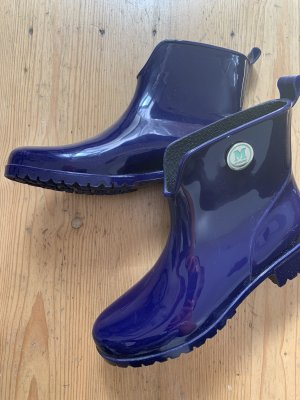 Missoni Wellies dark blue