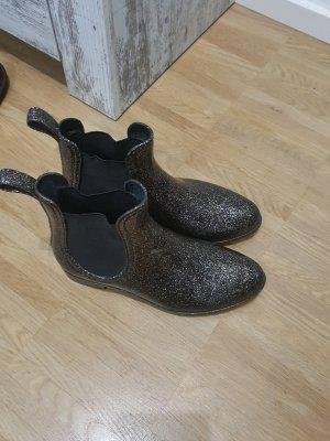 Wellington laarzen zilver