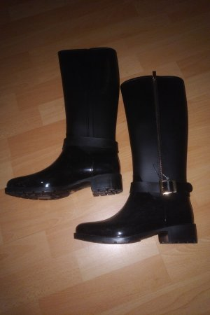 Ella Cruz Wellies black