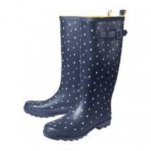 Wellies dark blue