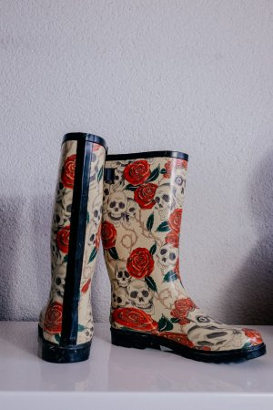 Wellies multicolored