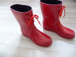 Esprit Wellington laarzen rood