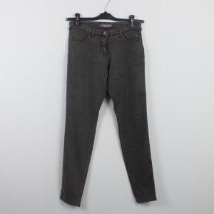 Gustav Jeans Gr. 34 grau High Waist NEU (18/9/427)