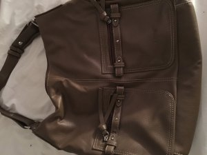 Gut erhaltene Handtasche
