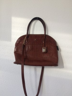 Assima Handbag cognac-coloured-brown