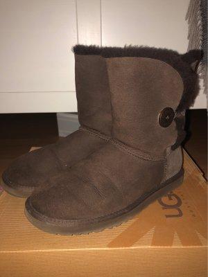 Gut erhaltene Ugg Boots