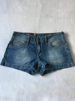 Gut sitzende Jeans Hot Pants von hallhuber