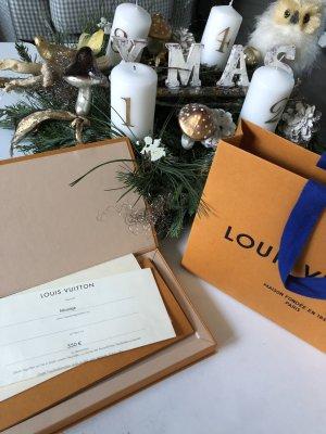 Gutschein Louis Vuitton