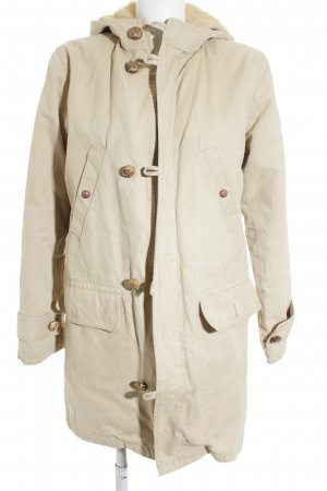 Guy Rover Winterjacke camel-creme Casual-Look