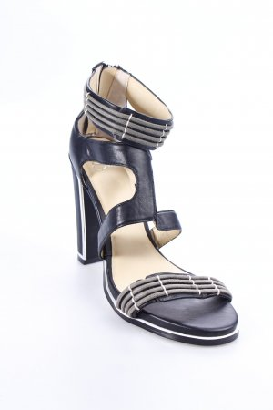 Gwen Stefani High Heel Sandal multicolored party style