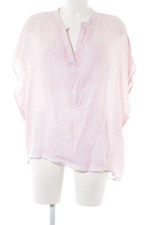gwynedds ärmellose Bluse rosa Casual-Look
