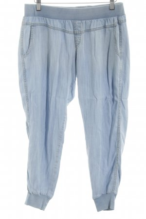 gwynedds Pantalón estilo Harem azul look casual