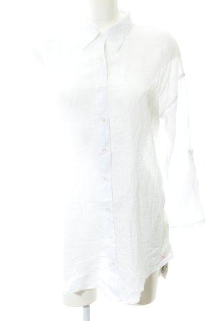 gwynedds Hemd-Bluse wollweiß Elegant