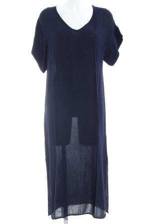 gwynedds Maxikleid dunkelblau Elegant