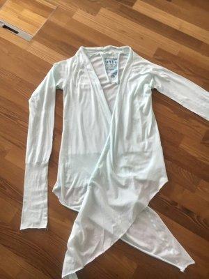 gwynedds Cache-coeur bleu clair coton