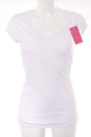 gwynedds T-Shirt Schriftzug gedruckt Casual-Look