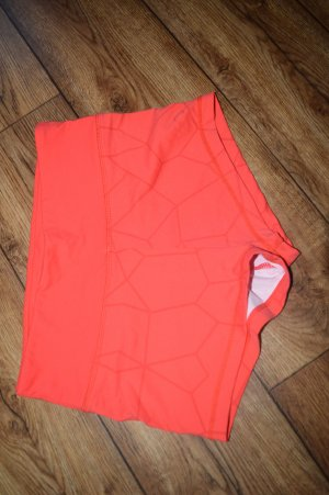 Gym Hotpants rot | GYM AESTHETICS Gr. XS  rot