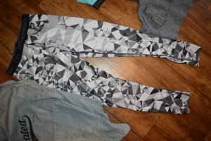pantalonera negro-blanco