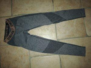 GYMSHARK pantalonera rosa empolvado-gris pizarra
