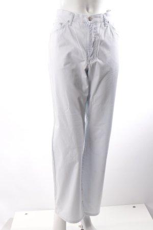 H.I.S. High Waist-Jeans blassblau