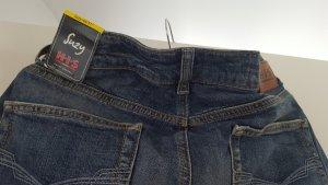 H.I.S Jeans Größe 44/31 demin washed