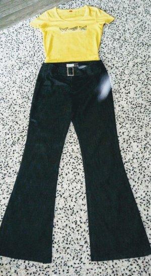 #H.I.S Jeans mit figurbetontem Schnitt, leicht ausgestelltem Bein