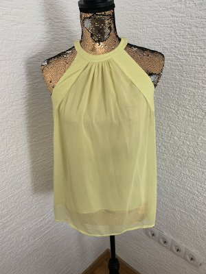 H&M Blouse Carmen jaune