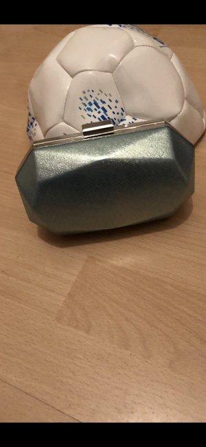 H&M Mini sac turquoise-gris clair