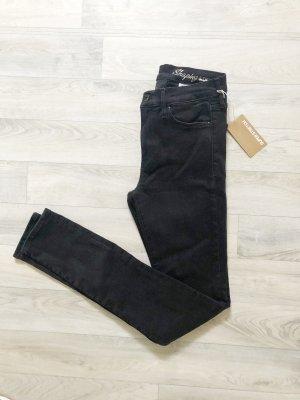 H&M 27/32 Skinny Regular Waist Shaping Jeans neu mit Etikett