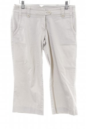 H&M 3/4 Length Trousers light grey casual look