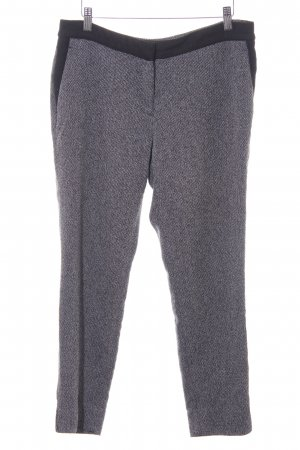 H&M 3/4 Length Trousers herringbone pattern casual look