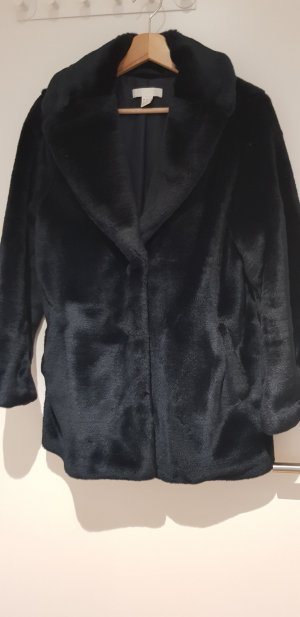 H&M Oversized jack donkerblauw