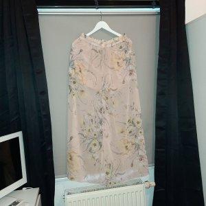 H&M Falda pantalón rosa