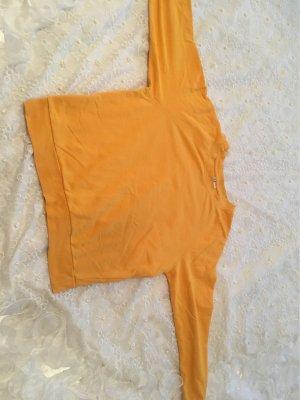 H&M Jersey largo naranja claro